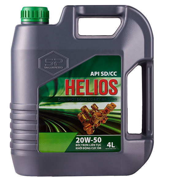 SP HELIOS SD/CC 20W-50