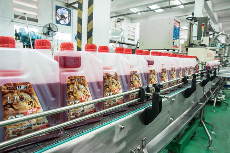 LUBRICANT PROCESSING